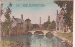 Brugge - Brug En Ingang Van 't Begijnhof - Brugge