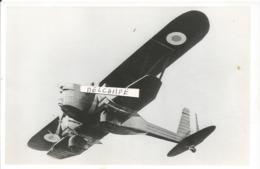 PHOTO AVION BREGUET A IDENTIFIER       18X12CM - Luftfahrt