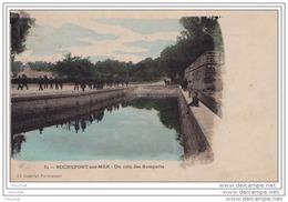 17) ROCHEFORT  SUR MER - Un Coin Des Remparts - (animée) - Rochefort