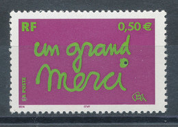 3637** Un Grand Merci - Neufs