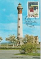 France Carte Maximum 2004 Phare De Ouistreham 3715 - Cartas Máxima
