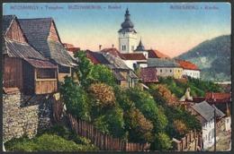 Slovakia / Hungary: Rózsahegy ( Ruzomberok / Rosenberg), Church Cca1918 - Slovaquie