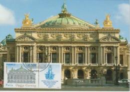 France Carte Maximum 2006 Opéra Garnier 3926 - Maximum Cards