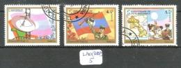LAO(REP) YT 375A/375C En Obl - Laos