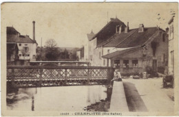 70    Champlitte  Vue - Francia