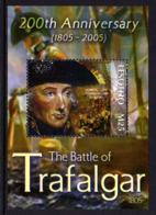 Lesotho Bf 200 Trafalgar Bataille Navale , Amiral Oratio Nelson , Napoléon Bonaparte - History