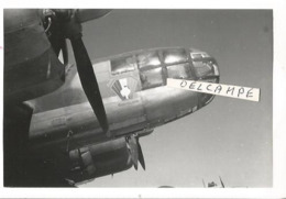 PHOTO AVION MARTIN MARYNLAND  AVION DU MARECHAL JUIN EN ITALIE    GARIGLIANO   ARCHIVE ECPA  12X8CM - Aviación