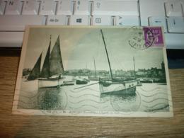 Carte Postale  Finistere Roscoff Entrée Du Port - Roscoff