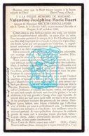 DP Valentine J. Baert ° Ieper 1867 † Brugge 1926 X Hector DeHollander - Imágenes Religiosas