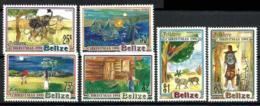 Belice Nº 966/71 En Nuevo - Belice (1973-...)