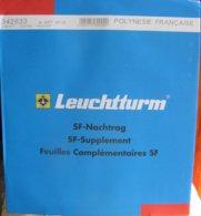 Leuchtturm - JEU POLYNESIE FRANCAISE 2011 SF (Avec Pochettes) - Vordruckblätter