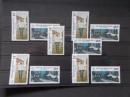 BELGIQUE - CEPT Lot De 5  Des  N° 2092 /93   Année 1983  Neuf XX ( Voir Photo ) - 1983