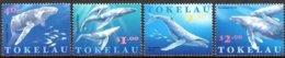 Tokelau 1997 Yvertn° 242-245  ***  MNH Cote 10 Euro Faune Marine Walvissen Baleines - Tokelau