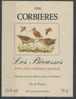 LES BECASSES - Plumes