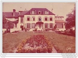 """62) Oye Plage (Pas De Calais) """""""""""""""""""""""""""""""" PORT JOIE """""""""""""""""""""""""""""""" Centre De Vacances De La Société VALLOUREC - Le Château (oblit - Oye Plage"""
