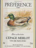 LE CANARD COLVERT - Plumes