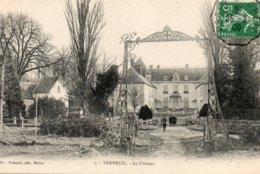 Verneuil -   Le  Château. - Autres Communes