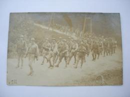 Carte Photo. Coblence. Manoeuvres Militaires. Garnison De Coblence 12 Aout 1924. - Germany