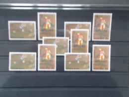 BELGIQUE - CEPT Lot De 5   Des  N° 2323 /24  Année 1989  Neuf XX ( Voir Photo ) - Europa-CEPT