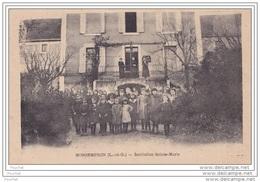 47) Monsempron (Lot Et Garonne) Institution Sainte Marie - France