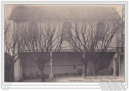 47) Monsempron (Lot Et Garonne) Institution Sainte Marie - Façade Côté De La Chapelle - France