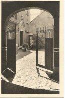 Antieke Cpa.-Liege Soeurs De La Miséricorde Reu Des Clarisses 53  Liége.- Entrée 1924. - Liege