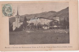 Aosta Saint Pierre Priorato Couvent Des Missionaires Oblats - Italien