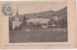 Aosta Saint Pierre Priorato Couvent Des Missionaires Oblats - Italia