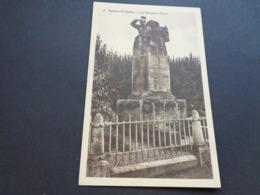 Belgique  België  ( 1599 )   Environs De Battice ( Herve )   Monument Fonck à Thimister - Herve