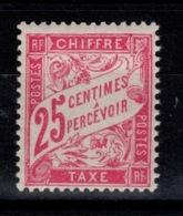 Taxe YV 32 N** Cote 13 Euros - 1859-1955 Neufs