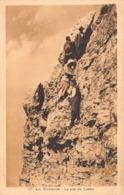 LES DIABLERETS - LE PAS DU LUSTRE ~ AN OLD POSTCARD #99841 - VD Vaud