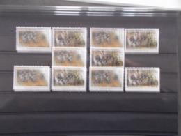BELGIQUE - CEPT Lot De 5   Des  N° 2693 / 94 Année 1997  Neuf XX ( Voir Photo ) - 1997