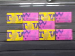 BELGIQUE - CEPT Lot De 5   Des  N° 2757 / 58 Année 1998  Neuf XX ( Voir Photo ) - Europa-CEPT