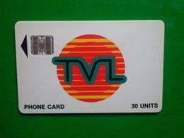 Rare Télécarte Vanuatu 30 Unités, TVL Sans Date Ni Tirage - Vanuatu