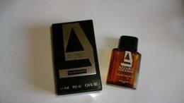 """Miniature De Parfum Azzaro  """" Homme """" Eau De Toilette - Miniatures Modernes (à Partir De 1961)"""