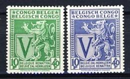 Belg.Kongo - Congo Belge  (xx) Nr 268-269   Postfris - Neufs - MNH - Congo Belge