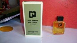"""Miniature De Parfum Paco Rabanne   """" Homme  """" Eau De Toilette - Miniatures Modernes (à Partir De 1961)"""