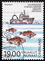 Greenland 2002  (ICES )  Minr.387-88  (o ) ( Lot  D 1594) - Usados