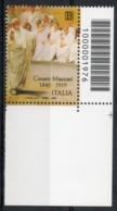 Italia 2019 - Cesare Maccari Codice A Barre MNH ** - 6. 1946-.. República