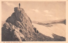SOMMET DES DIABLERETS 3246M ~ AN OLD POSTCARD #99852 - VD Vaud