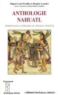 ANTHOLOGIE NAHUATL DE LEON-PORTILLA ET LEANDER ED. L'HARMATTAN/UNESCO - Boeken, Tijdschriften, Stripverhalen