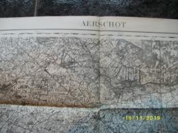 Topografische / Stafkaart Van Aarschot (Booischot - Houtvenne - Zichem - Diest - Werchter - Wespelaar - Schriek) - Cartes Topographiques