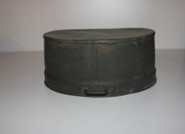 Gamelle De Bouthéon Individuel Mle 1887 - 1914-18