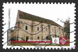 FRANCE 2019  -    Abbaye De Longuay -  Oblitéré - Francia