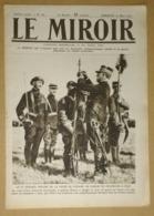 """Le Miroir Du 12/03/1916 Croiseur """"Provence II"""" Coulé - Ceux Qui Ont Dirigé L'attaque De Verdun - Bois Des Caures - Carte - Kranten"""