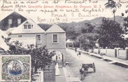 283/ Grenville Street, Kingstown, St. Vincent  W. J  1906 - Barbados