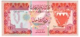 BAHRAIN1DINARS1973P8UNC.CV. - Bahrein