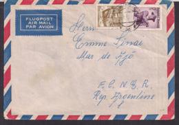Österreich - Circa 1950 - Brief - 1945-.... 2. Republik