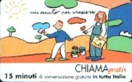 *CHIAMAGRATIS - N.248 - DASH, MISSIONE BONTA'* - Scheda NUOVA (MINT) (DT) - Unclassified