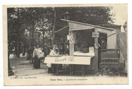 Paris Vécu  LE GLACIER POPULAIRE    ..G - Altri